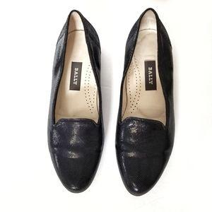 Bally Isabel Slip On Flats Shoes Size 7 1/2 C